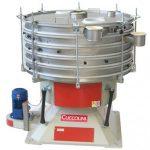 Siebmaschinen für Feststoffe